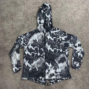 Adidas Lightweight mesh track jacket XL